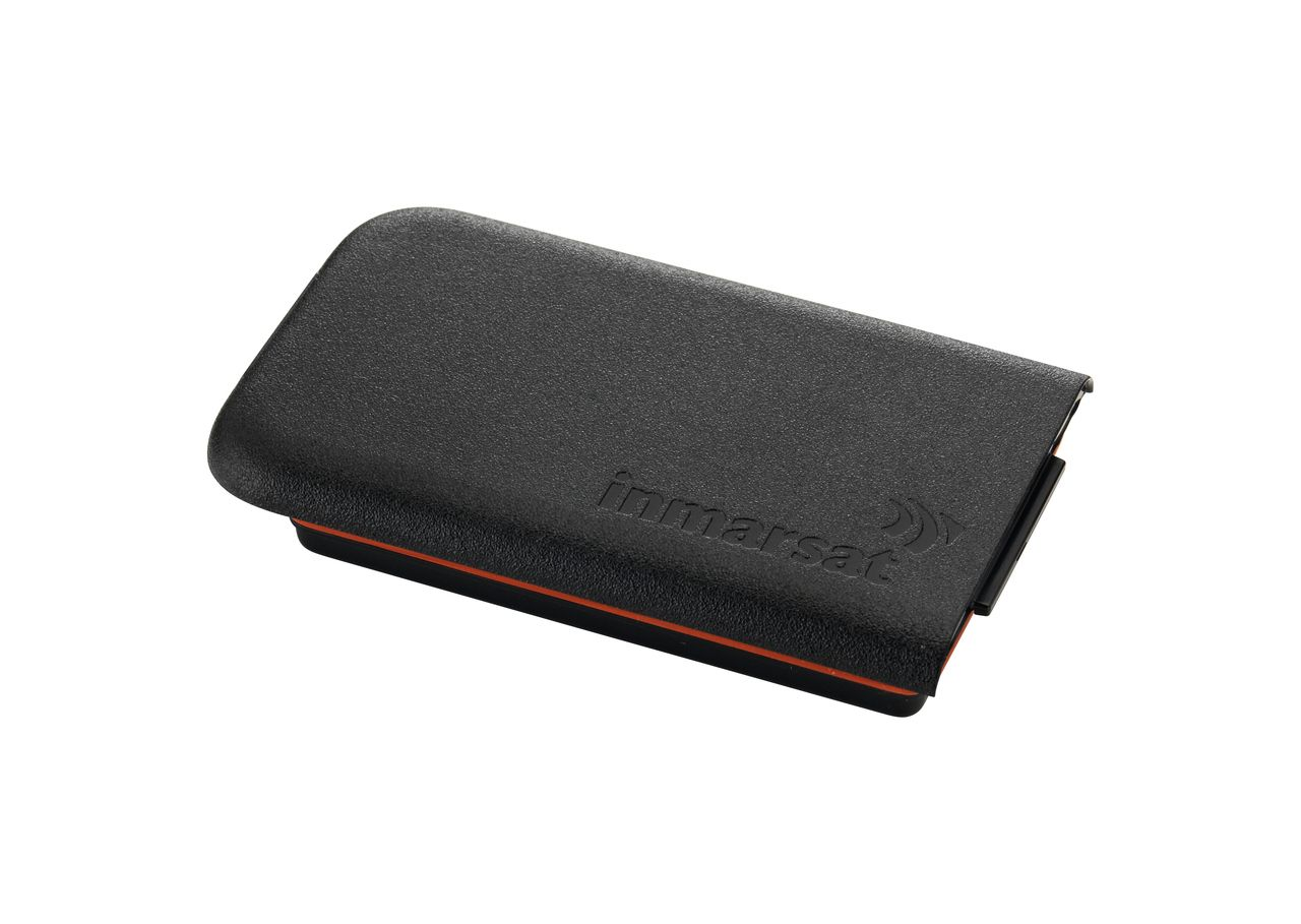 Inmarsat IsatPhone 2 Battery The rechargeable Lithium-Ion battery provides up to 8 hours of talk time for the Inmarsat IsatPhone 2 satellite phone.